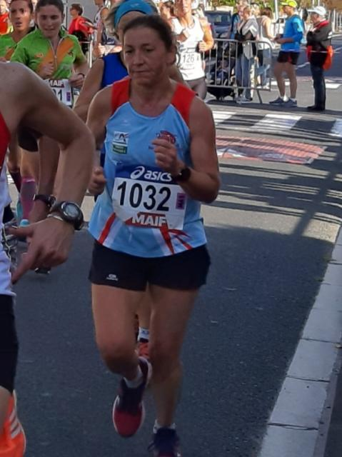 10km Carole France Canet Plage